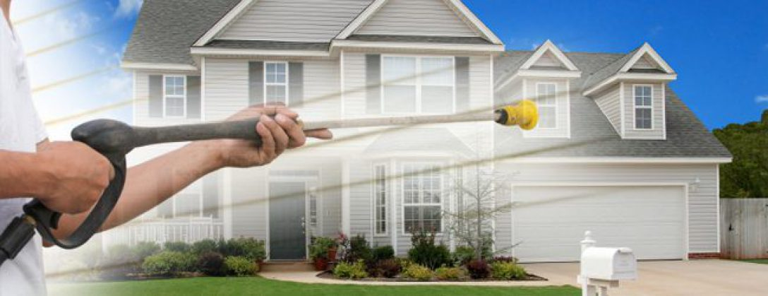 Image result for exterior house cleaning services